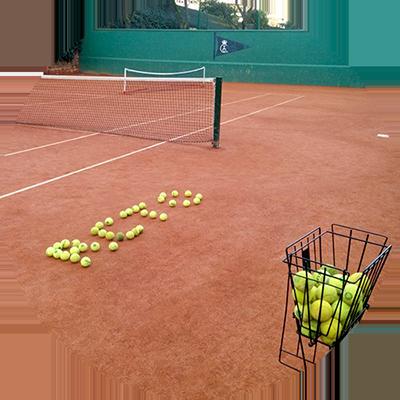 RCTO pista de tenis